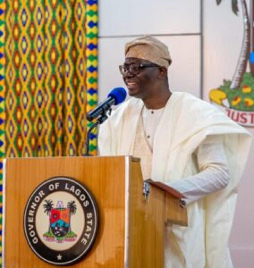 Sanwo-Olu swears in 18 new Perm Secs