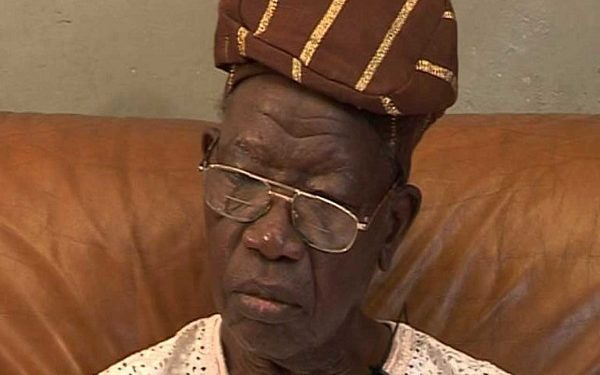 Isale Eko Descendants' pay tribute to Lateef Jakande