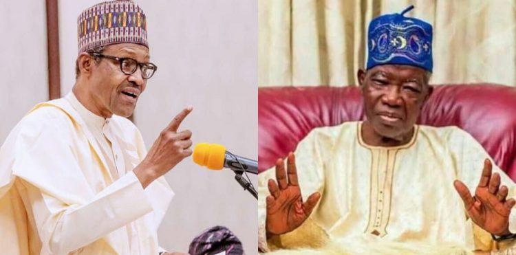 Jakande and Buhari