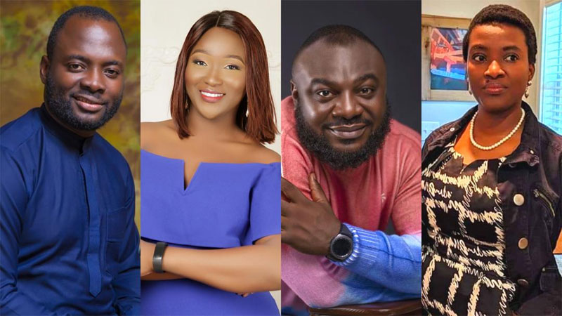Raquel, Owolabi, Omotola, Oludare others get 2021 Luther King Heroes award