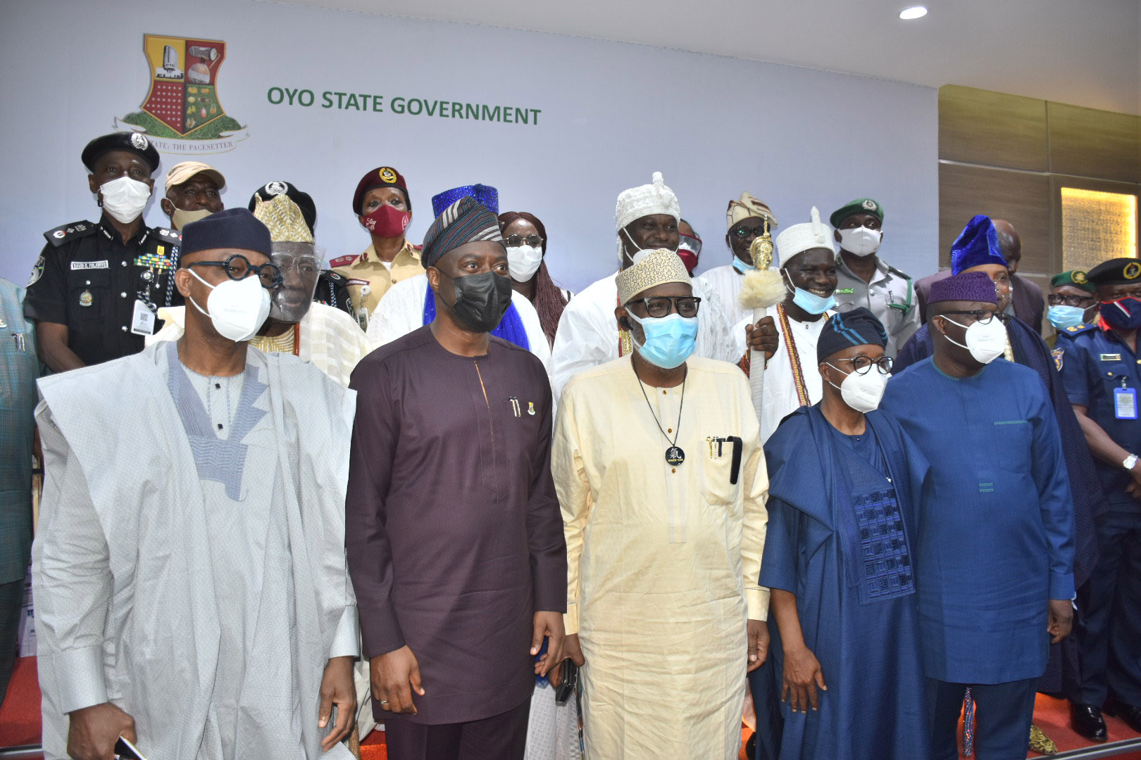 governors, Security
