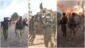 Sambisa Raid: Troops eliminate 81 Boko Haram terrorists