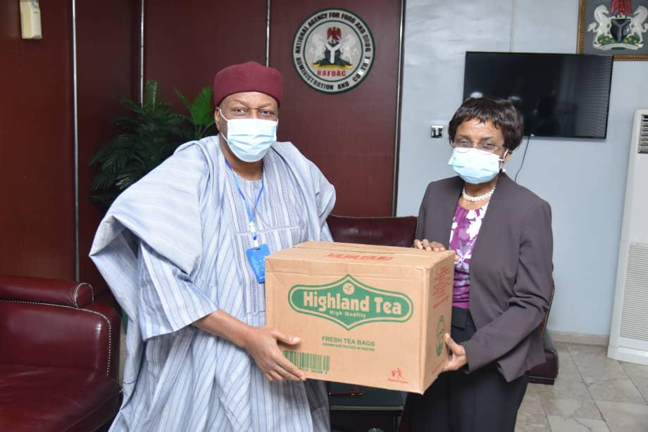 Taraba seeks tie with NAFDAC for indigenous industries