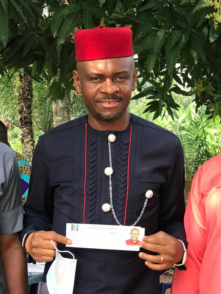 APC will consolidate democratic gains with membership registration and revalidation ― Orajiaka