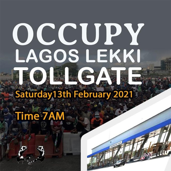 Falana, #OccupyLekkiTollgate: Uneasy calm, as security forces descend on Lekki Tollgate