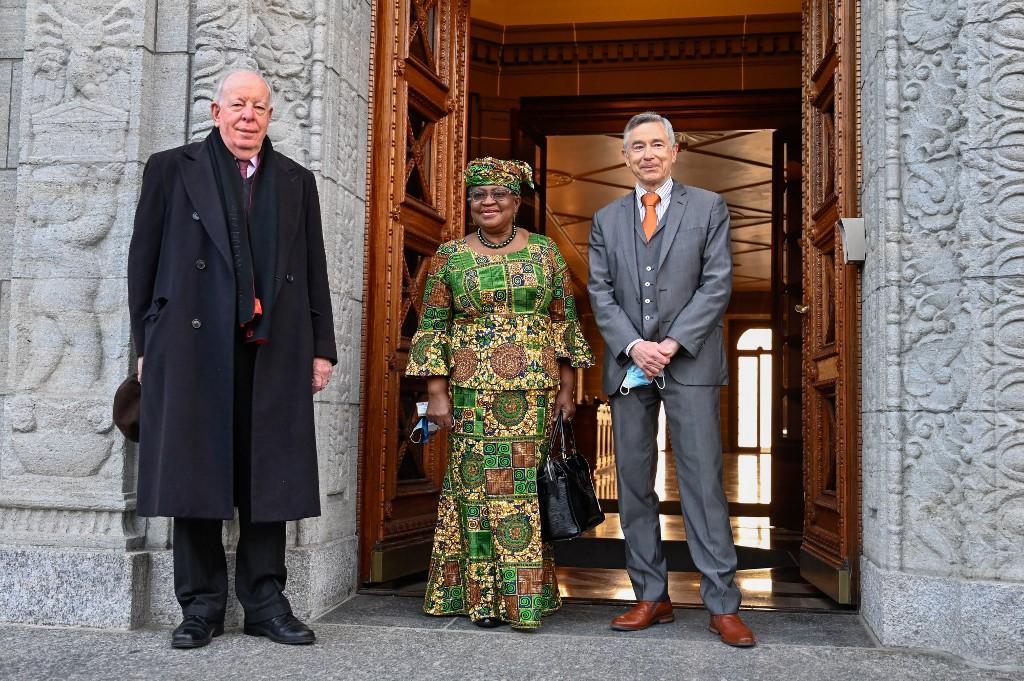 New WTO DG, Ngozi Okonjo-Iweala assumes office (photos)