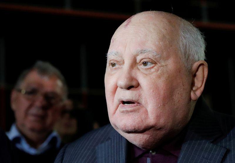 World leaders congratulate Gorbachev on 90th birthday