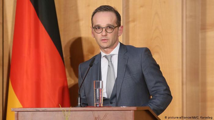 German foreign minister offers US 'New Deal' under Biden