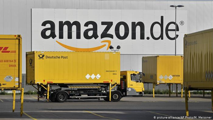 Union calls strike for Amazon workers in Germany