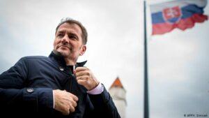 Slovak PM Igor Matovic