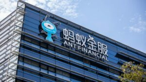 CEO of China's Ant Group steps down
