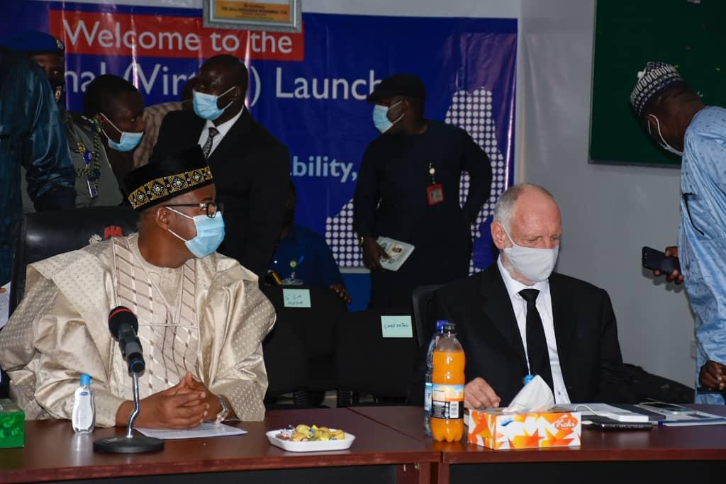 Bauchi and Ebonyi US partnership