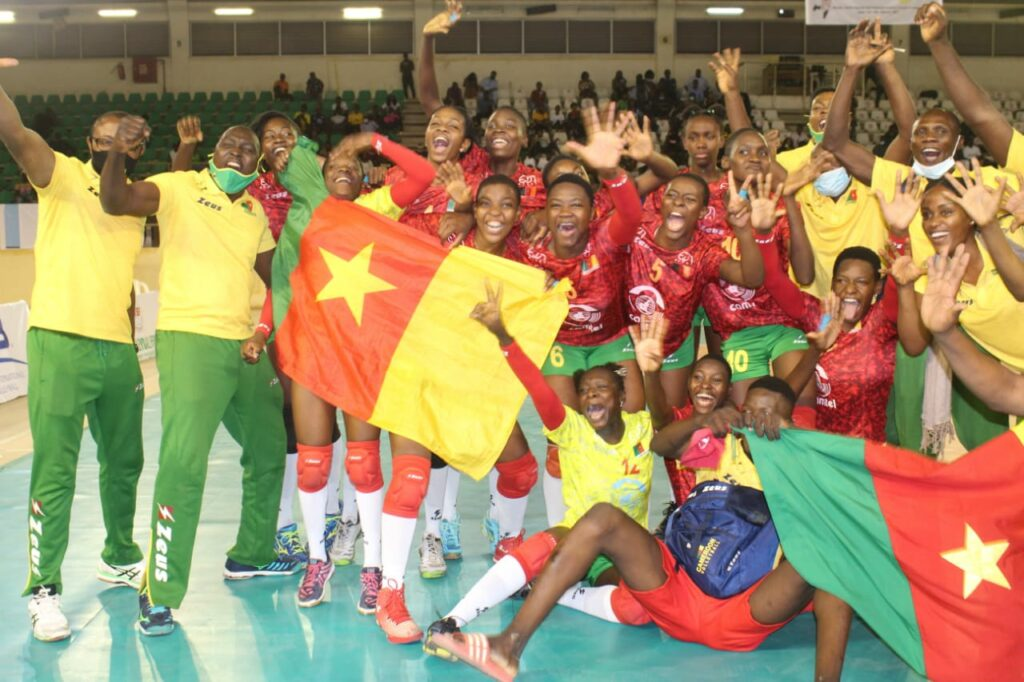 Nigeria fall to Cameroon in Girls Volleyball Championship