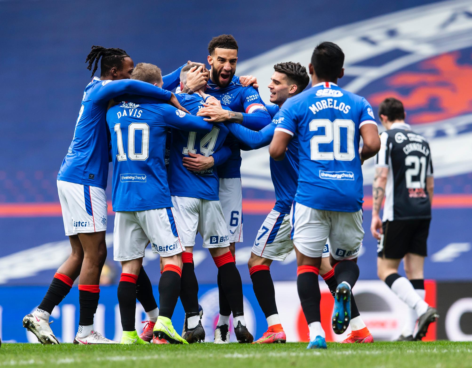 Rangers Scottish Premiership