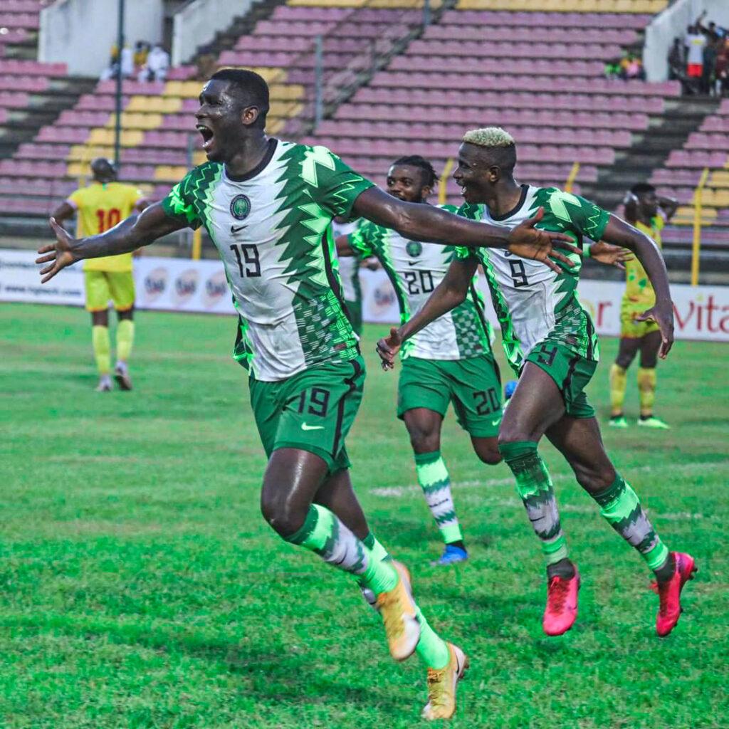 NIGERIA VS LESOTHO: N2 million up for grabs for MoTM, MVP