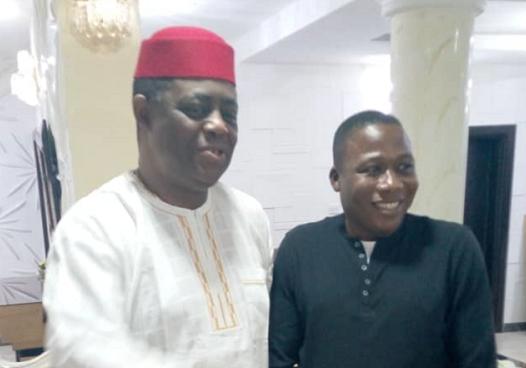 Sunday Igboho and FANI-KAYODE