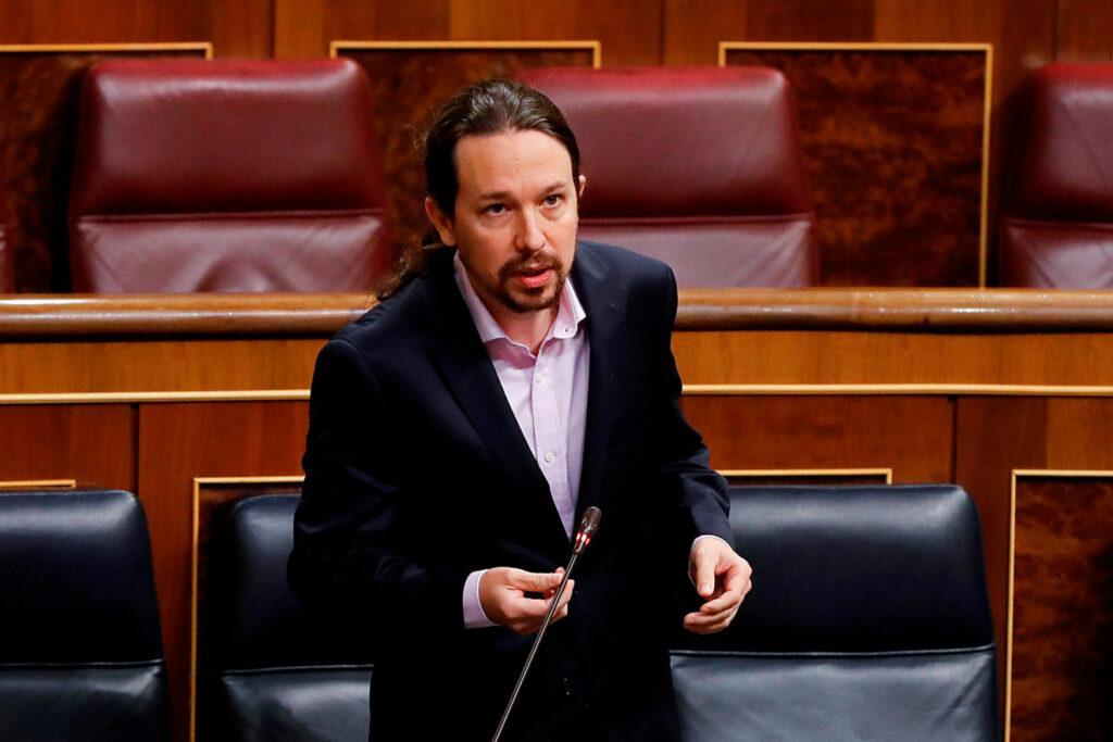 Spain's deputy prime minister steps down