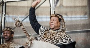 South Africa's Zulu King, Goodwill Zwelithini, dies aged 72