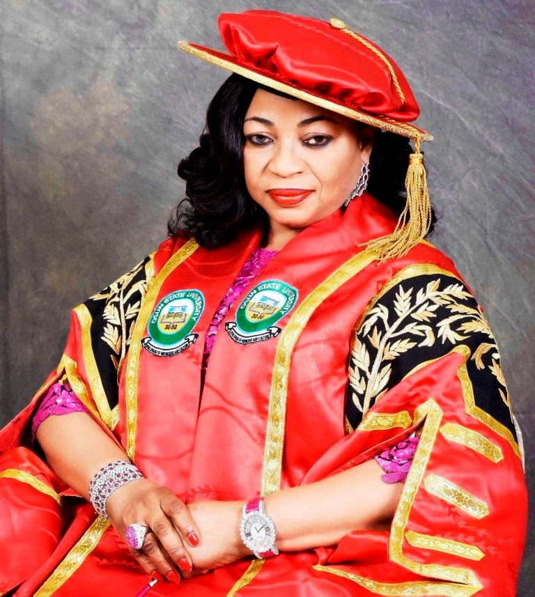 Oyetola re-appoints Dr Folorunsho Alakija as UNIOSUN Chancellor