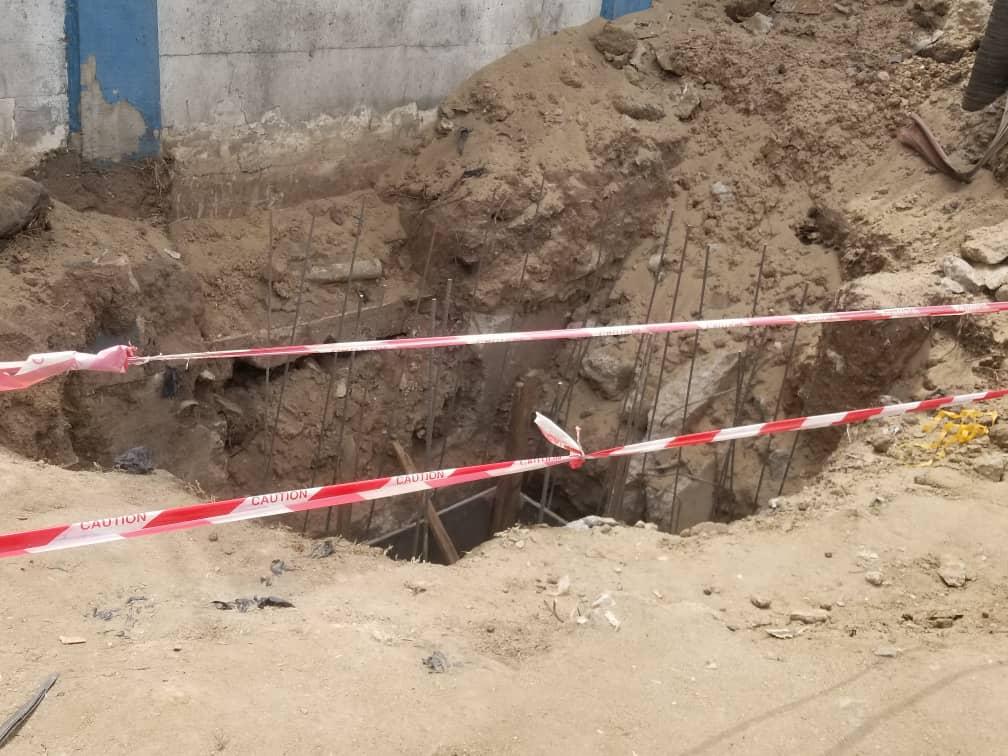 Fear grips residents as gas pipeline leaks in Lagos