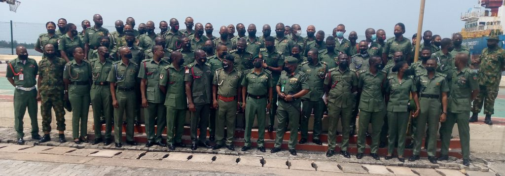#EndSARS: Army train officers on human rights, humanitarian laws