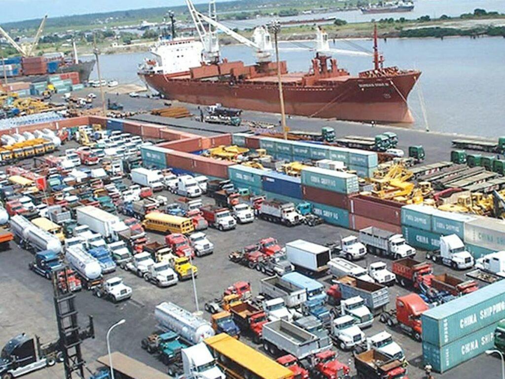 Nigeria port