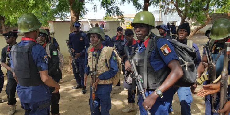 Five suspects escape from NSCDC cell in Kogi