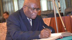 Onnoghen denies alleged meeting with Atiku prior to 2019 elections