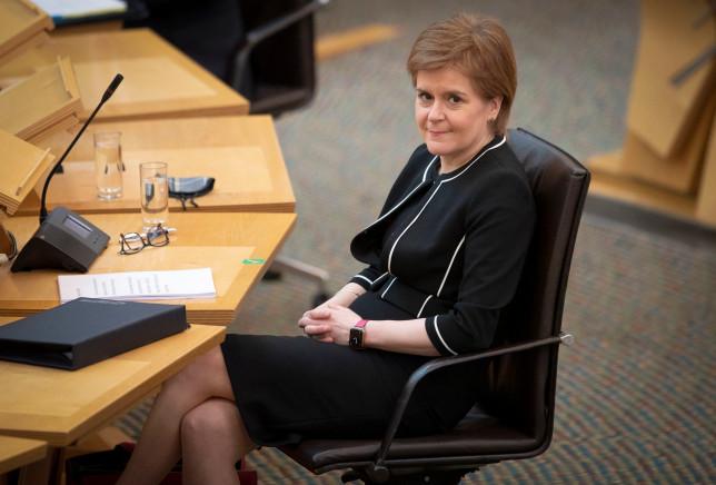 Scottish leader survives confidence vote in parliament