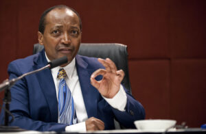 South Africa's Motsepe elected president of CAF