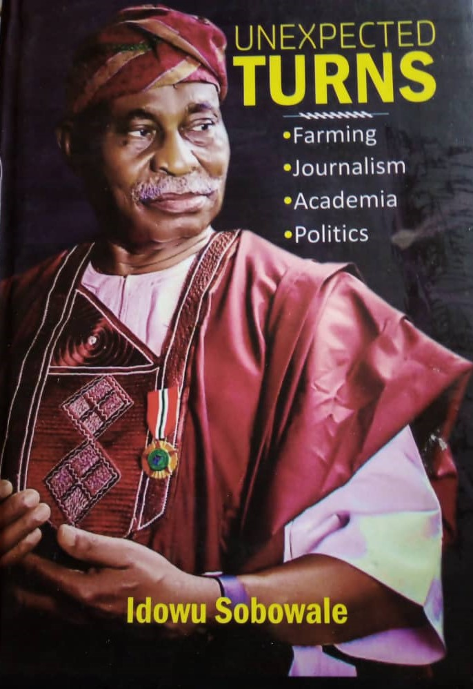 Idowu Sobowale's autobiography unveils March 30