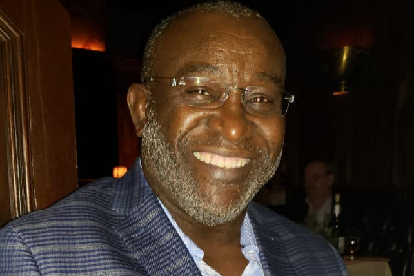 Professor Iyalla Elvis Peterside