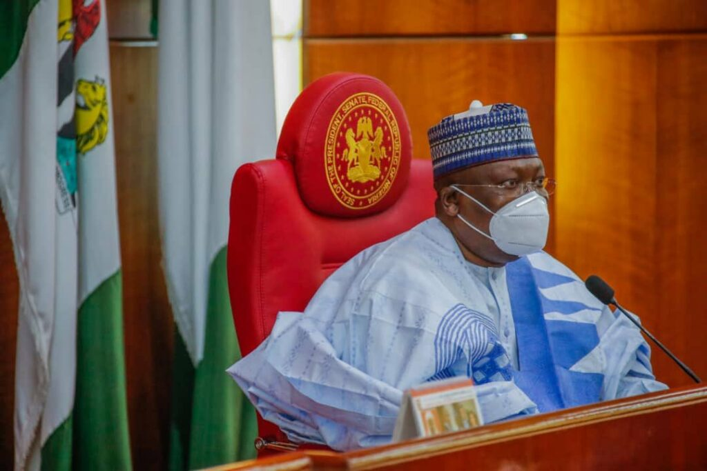 Nigerian leaders need prayers — Senate President