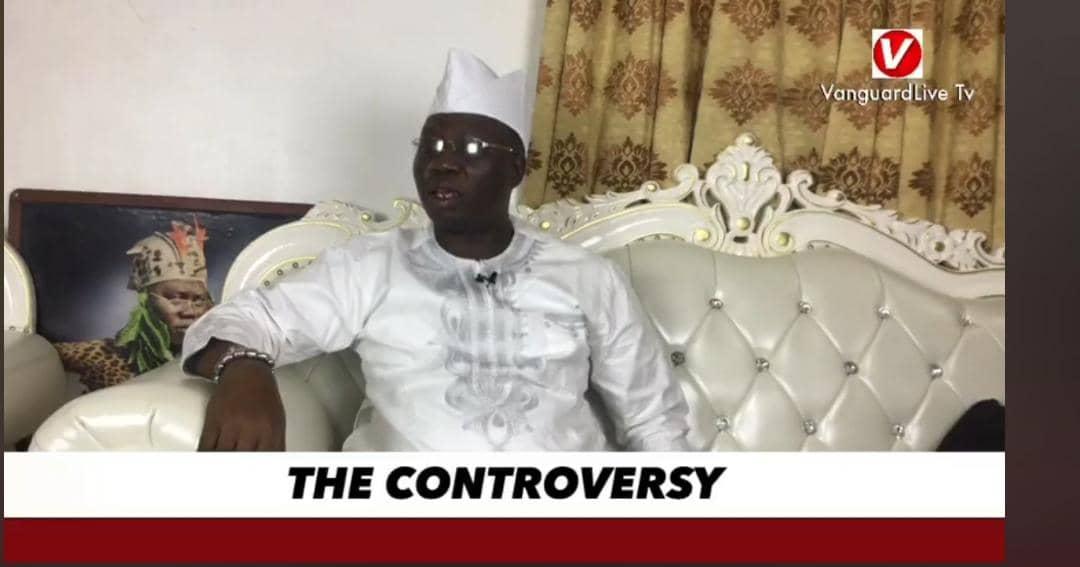 Gani Adams, Women tackle Gani Adams over calls for removal Oyo CP