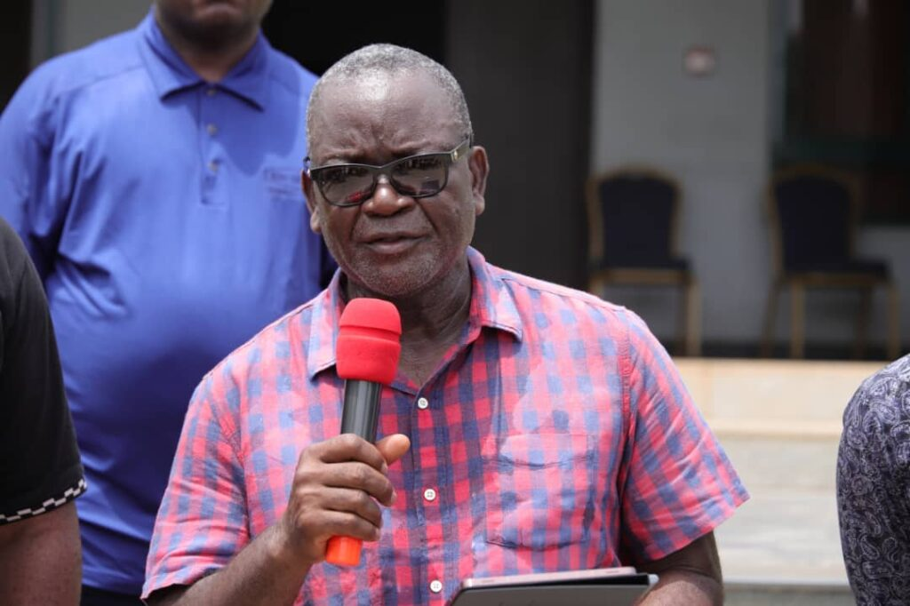 Gov Ortom narrowly escapes death as armed herders rain bullets on him in his farm