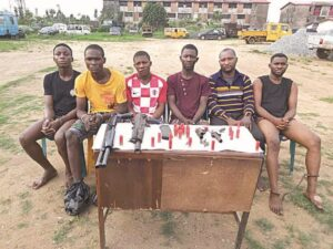 End of the road for POS robbers after killing victims in Aba