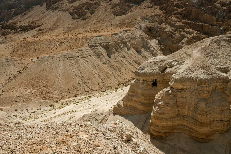 Bible fragments discovered near Dead Sea first such find in decades
