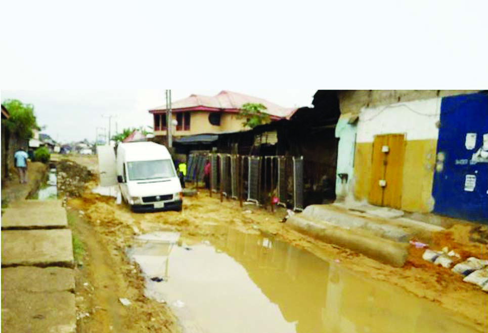 Akwa Ibom residents cry out over rickety road
