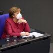 'I am delighted': Merkel receives AstraZeneca vaccine shot