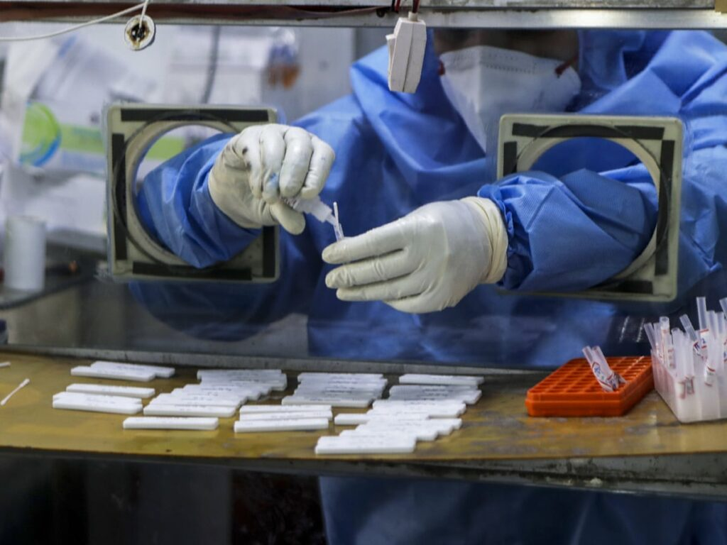 WHO reserves judgement on Indian coronavirus variant