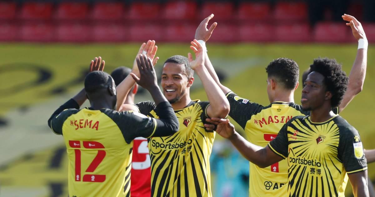 Watford, premier league, William Troost Ekong, Isaac Success