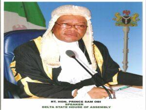 BREAKING: Former Delta Acting Governor, Sam Obi, is dead