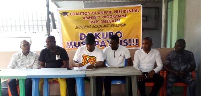 Amnesty's scholars commend Dikio