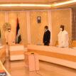 PHOTOS: Pres Buhari presides over virtual FEC meeting