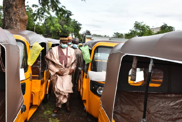 Aftermath of Okada ban: Minors hijack commercial tri-cycling biz in Bauchi State