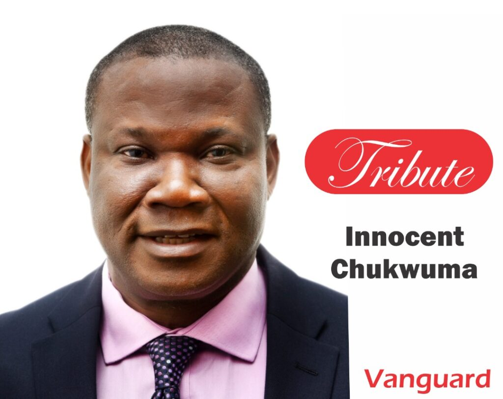 Tribute: We have lost our Innocent - By Chido Onumah