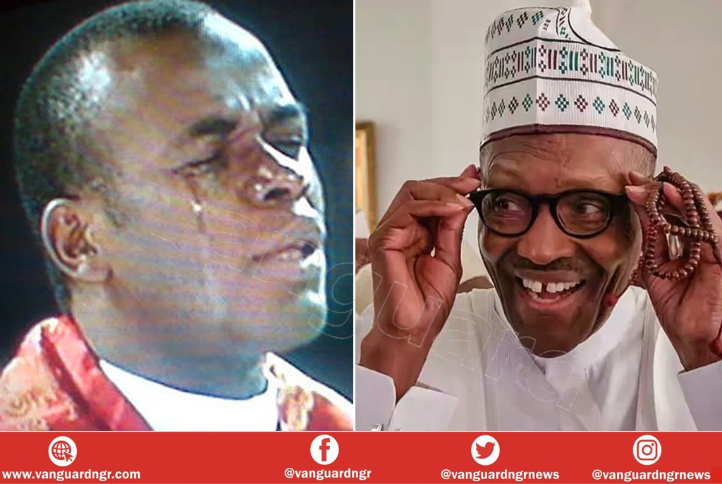 Father Mbaka ask for contracts as compensation for support — Presidency