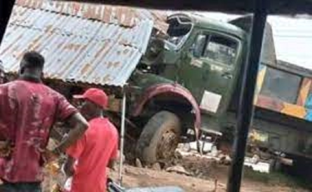 Man dies chasing truck during revenue drive in Umuahia