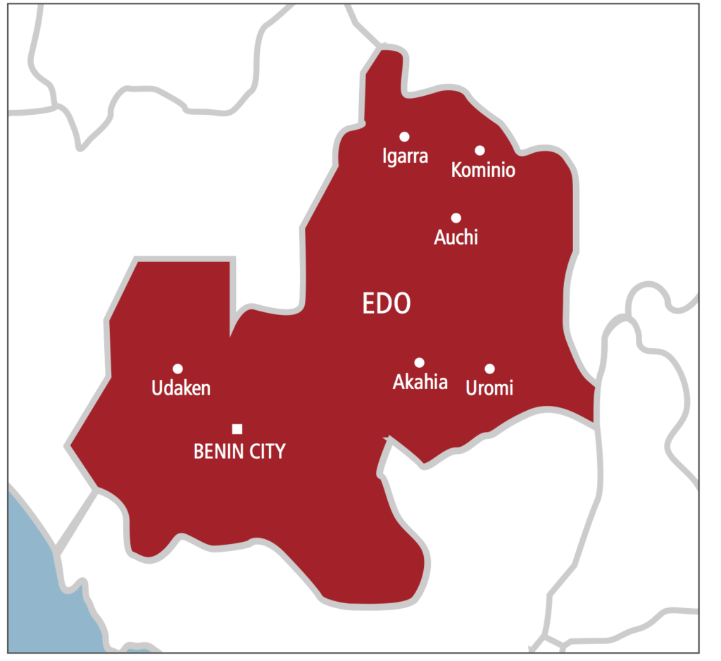 4 arrested for alleged forgery, sabotage in Edo