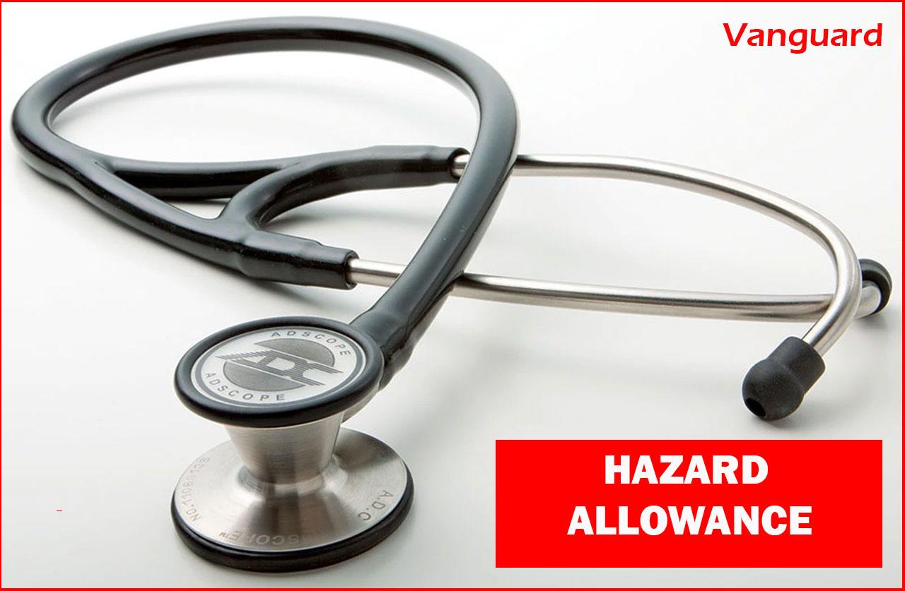 hazard allowance